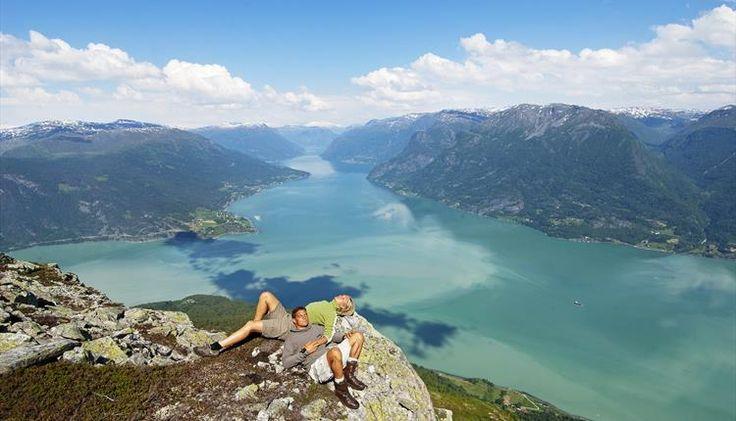 Molden - Lusterfjord / Sognefjord - Norway