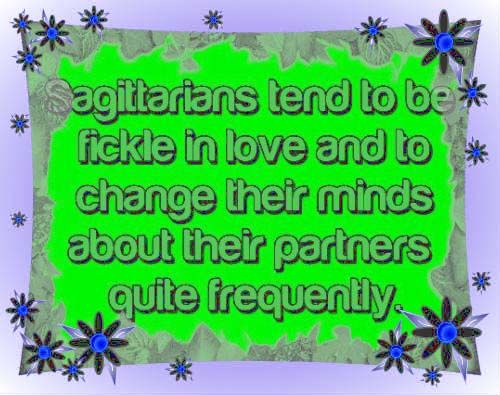 Today's Sagittarius Love Horoscope