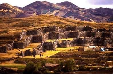 Sacsayhuaman, Peru.