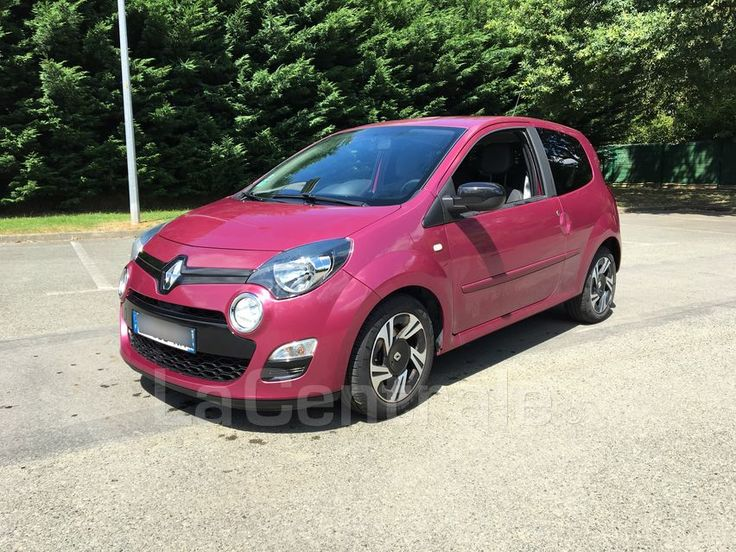 renault twingo ii 2 1 5 dci 85 dynamique eco2 2012 diesel occasion le mans sarthe 72. Black Bedroom Furniture Sets. Home Design Ideas