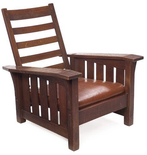 les 25 meilleures id es de la cat gorie gustav stickley sur pinterest meubles de mission. Black Bedroom Furniture Sets. Home Design Ideas