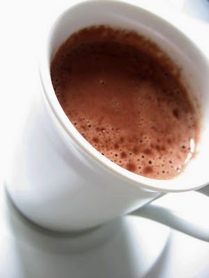 Hot Chocolate with Thermomix