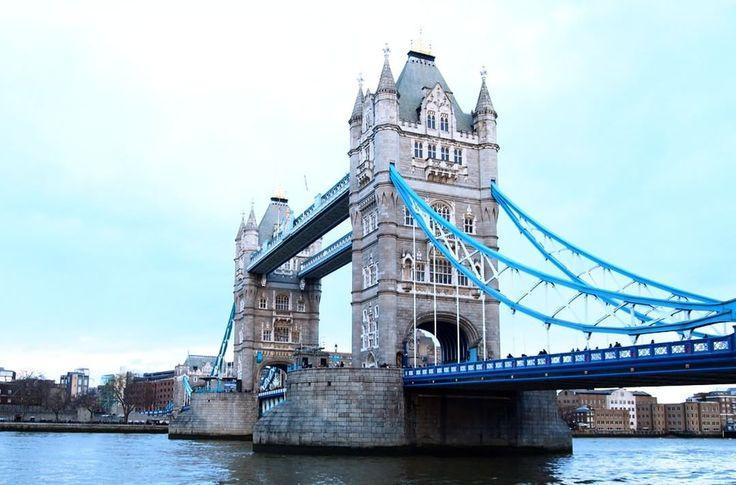 London bridge, UK.