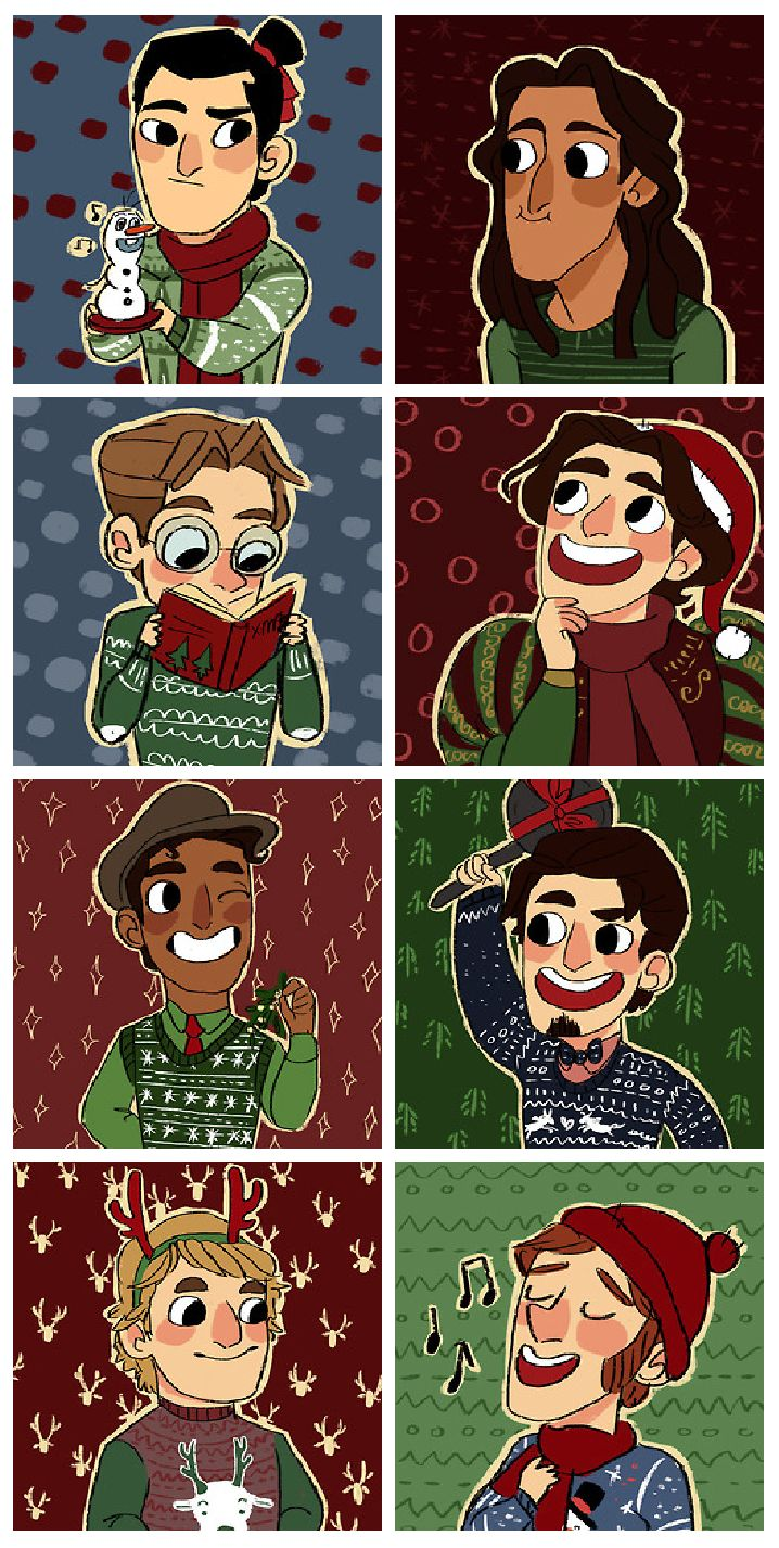 SOURCE: http://theartofknightjj.tumblr.com/post/68996262947/place-of-princes-christmas-icon-set-1-2-my-early