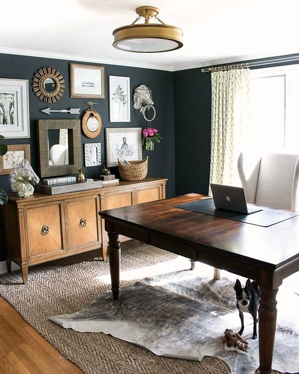 Explore  AHomemadeHome with  drivenbydecor NAME  Kris Jarrett HOME   Connecticut MAKER OF. Best 20  Dining room office ideas on Pinterest   Home office
