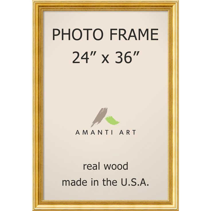 townhouse gold photo frame 27 x 39 inch gold photo frame 24x36 27x39