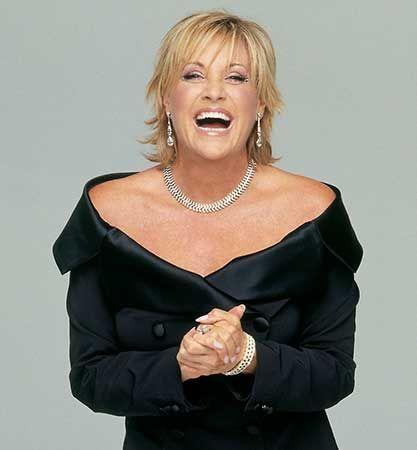"""Check out Eric Andrews-Katz's interview with Lorna Luft as she talks about her family, Irving Berlin and performing in """"Holiday Inn"""" At The 5th Avenue Theatre #Seattle"""