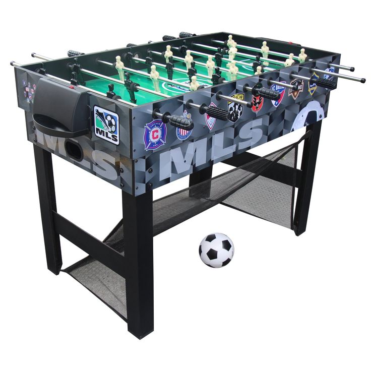 Triumph Sports 48 in. MLS 3-in-1 Soccer Table - 45-6747