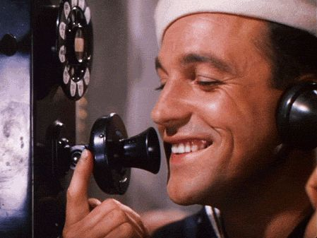 Pin for Later: The 17 Sexiest Movie Stars of Old Hollywood Gene Kelly