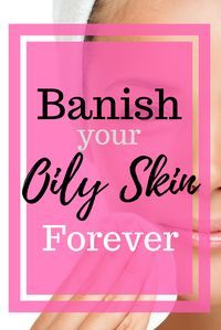 Many women deal with oily skin. It's a constant issue that messes with self-esteem and our appearance. Wouldn't you like to get rid of it fast? Learn how one simple change in my skin care routine banished my oily skin for good!