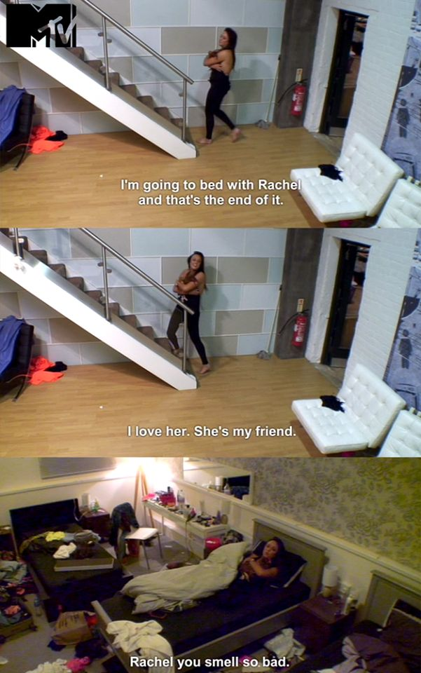 "On making a regrettable decision: | 21 Times Charlotte From ""Geordie Shore"" Perfectly Summed Up Life"