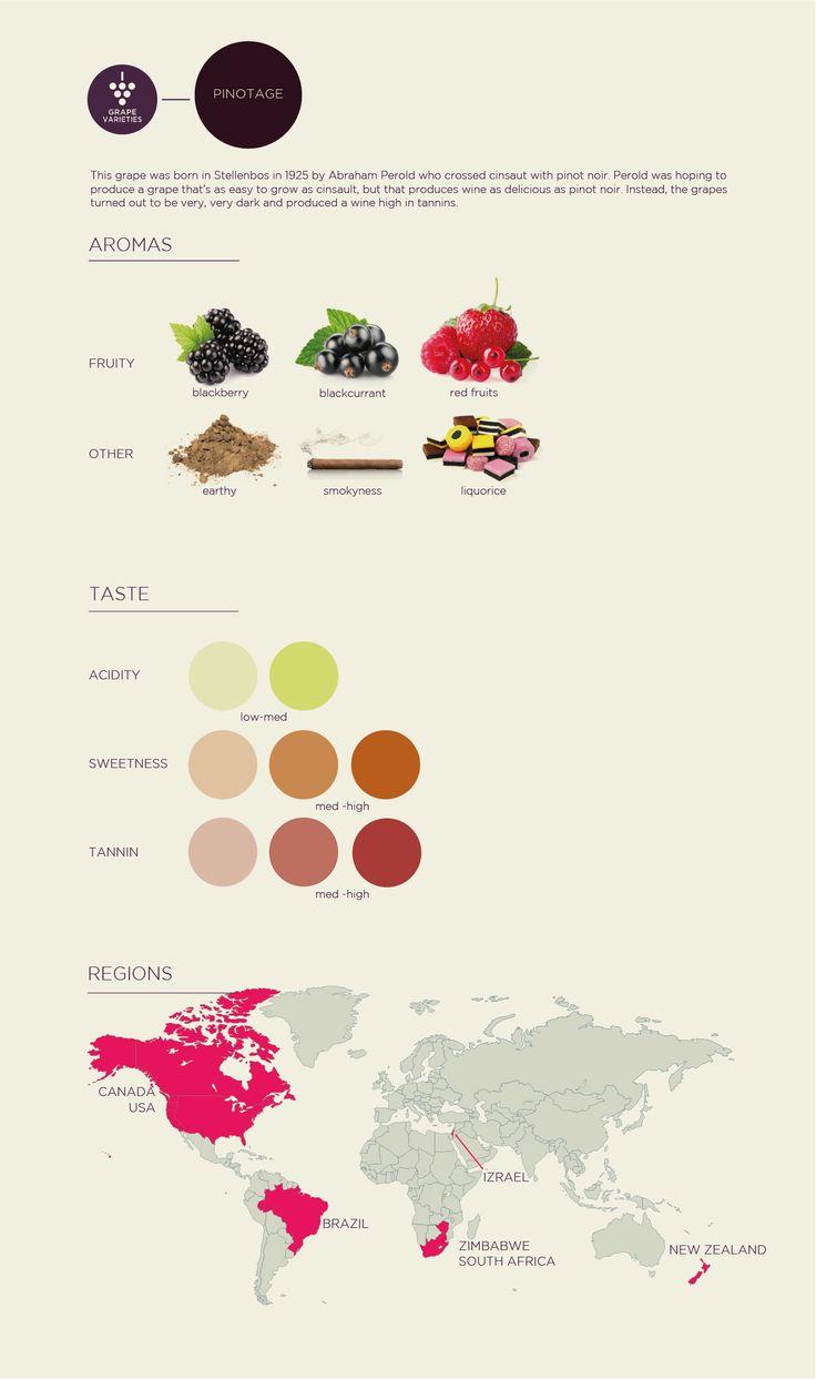 Pinotage grape variety
