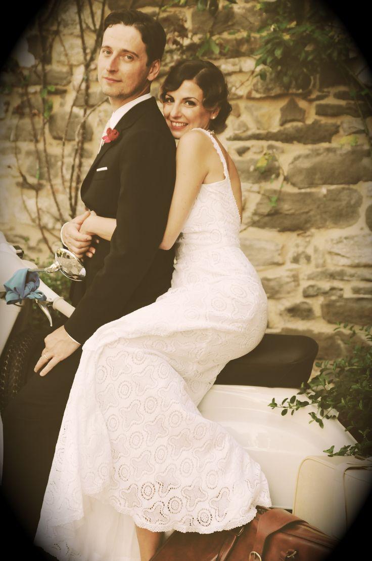 ..il mio matrimonio in stile anni '50