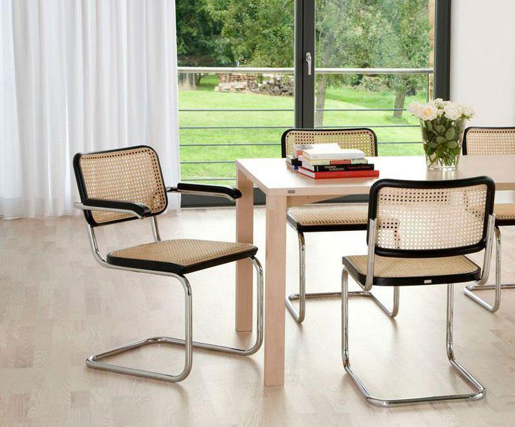 storia del design sedia thonet marcel breuer