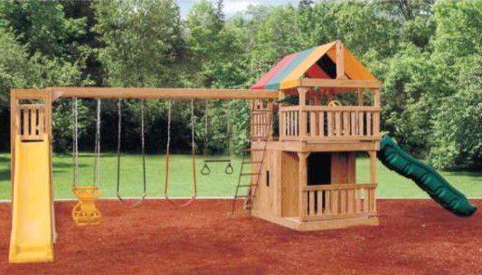 wooden playground - Google Search