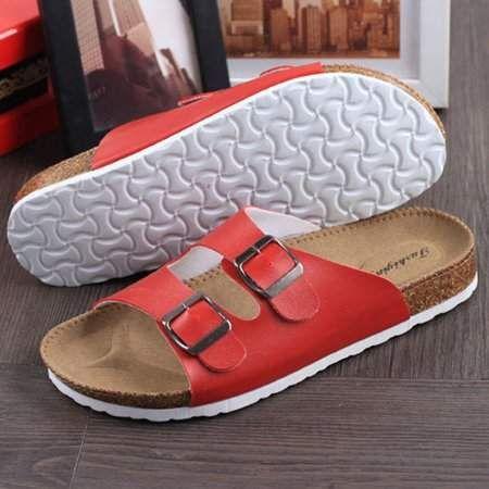 4e302ac109 TurdyIsa Casual Buckle Straps Flat Sandals Fashion Women Slippers ...