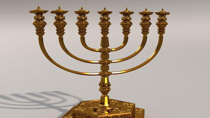 El Significado de la Menorah (Candelabro Judío). – Conoce Israel