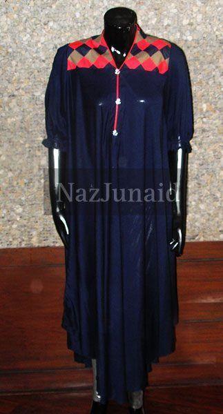 NazJunaid Casual Wear Fashion Dresses 2012 for Ladies