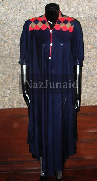 NazJunaid Casual Wear Fashion Dresses 2012 for Ladies
