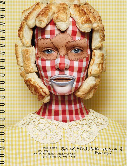 axxs2 Tush Magazine S/S 2014 | Dalianah Arekion ,Stephanie Rad + More by Armin Morbach