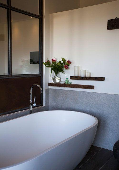 #relax #romantic #bathtub #tuscan #rustic #farmhouse #accomodation #yarravalley