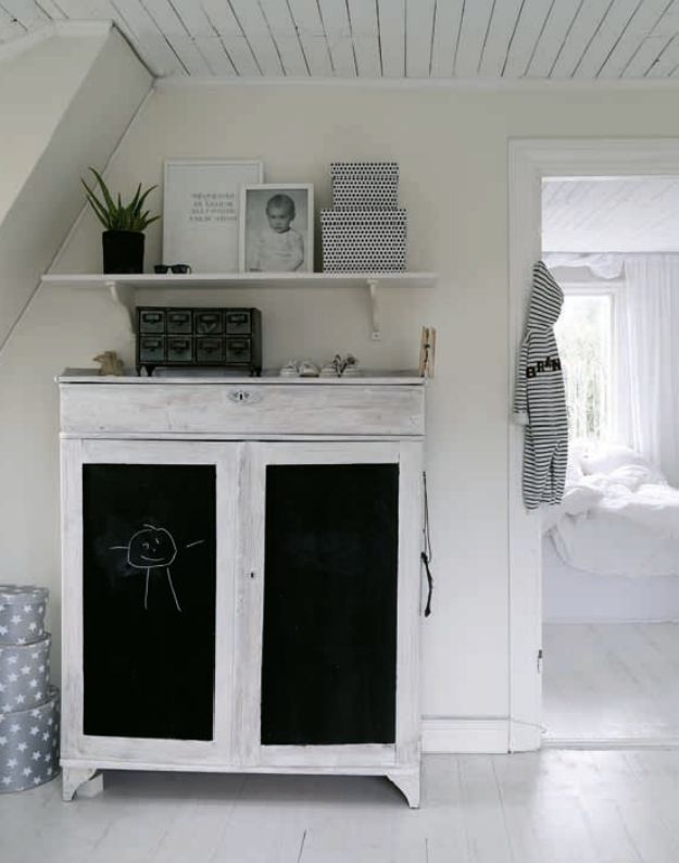 un dormitorio infantil en blanco y negro desde my ventana blog de decoracin