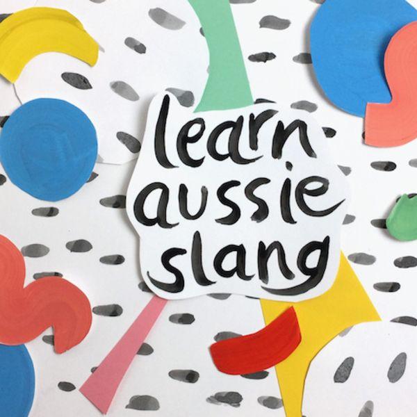 Bathroom in australian slang