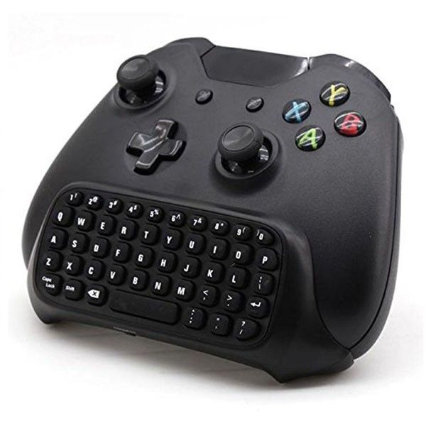 5PCS New Arrival Mini Wireless Chatpad Message Keyboard for Microsoft Xbox One Controller US $59.99 /piece To Buy Or See Another Product Click On This Link  http://goo.gl/EuGwiH