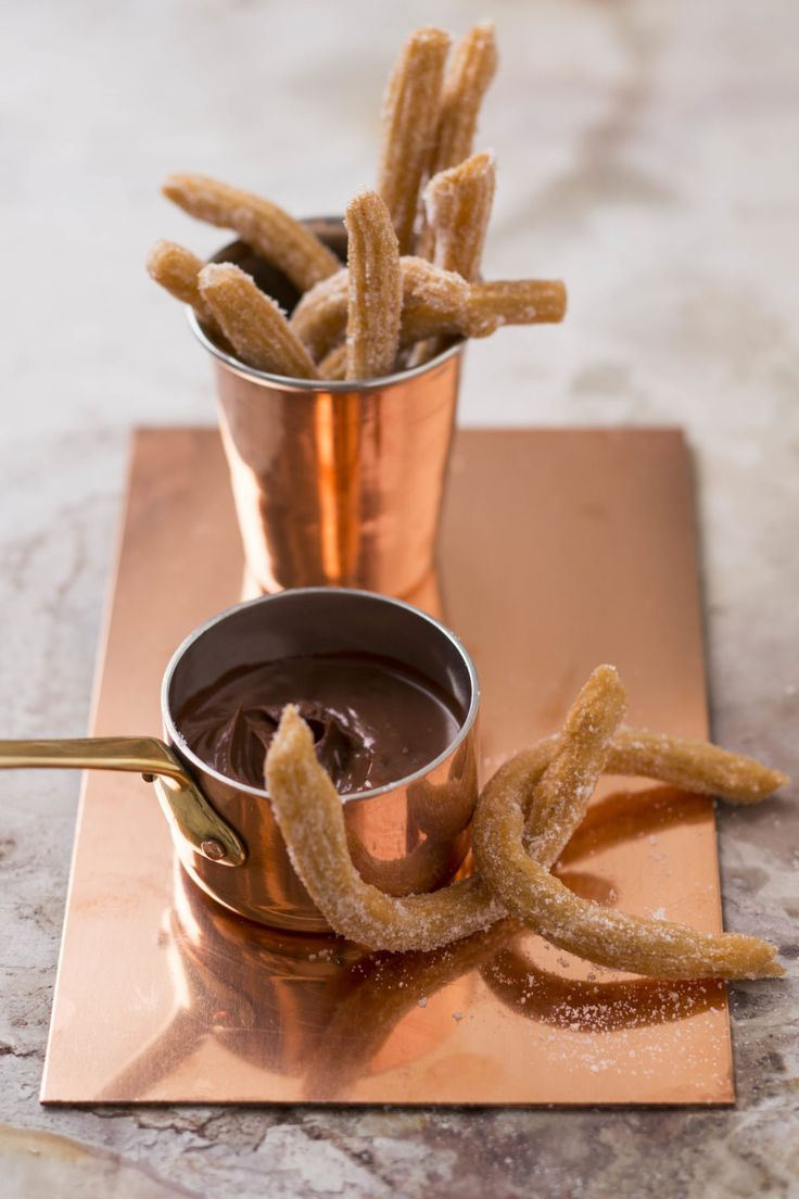 Hospitality Hedonist: Spiced Churros & Nyangbo Dark Chocolate and Chilli Dipping Sauce (1)