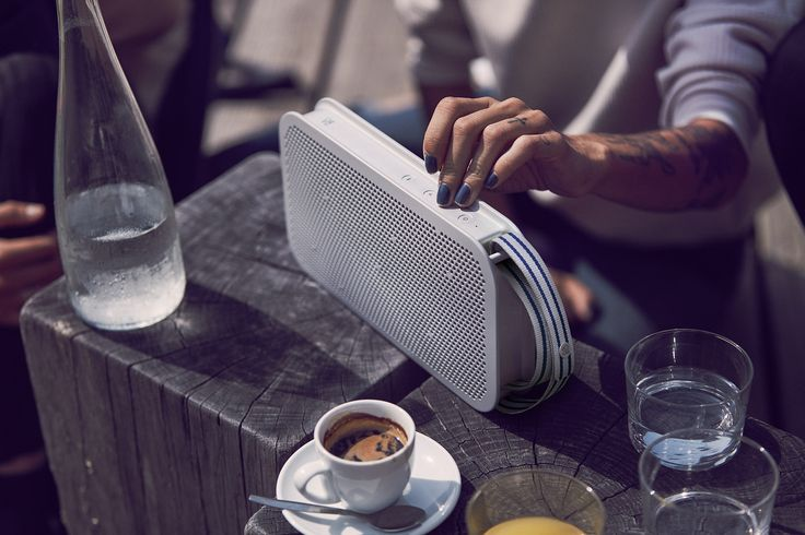 The iconic Beoplay A2 has been transformed into Beoplay A2 Active. With improved portability, you can now move, share and feel the music wherever you go.