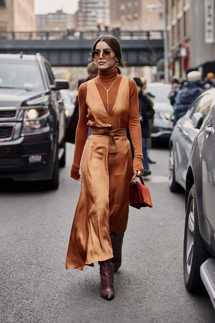 Street style: la Fashion Week de New York automne-hiver 2019-2020 en images