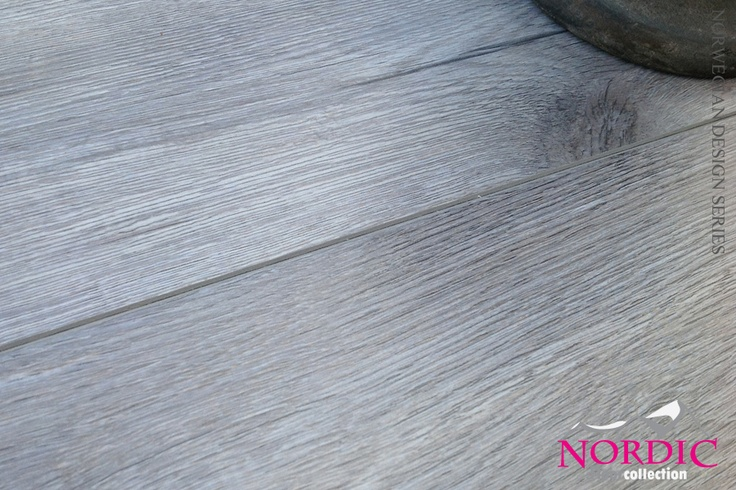Ekte rotnorsk lyst drivved-design- NORDIC FLOORCOLLECTION