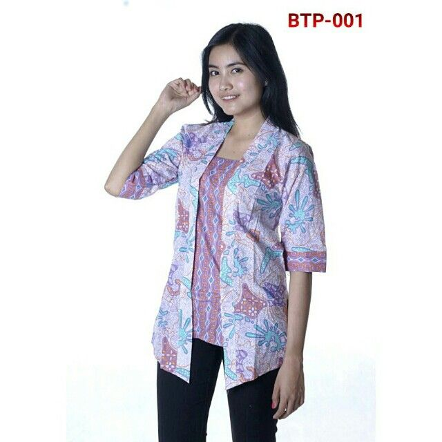 Saya menjual Kemeja Batik Blouse - Katun - Wanita Cewe Perempuan - BTP001 seharga Rp85.000. Dapatkan produk ini hanya di Shopee! https://shopee.co.id/abdurrachmanshiddieq/14176036/ #ShopeeID