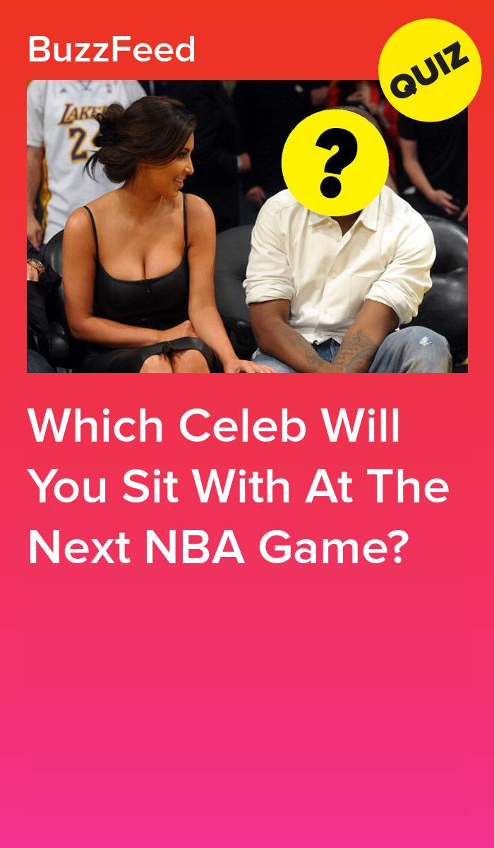 Which Celebrity Will You Sit Courtside With At A Basketball Game Week Of Healthy Meals Celebrities Beef Noodles