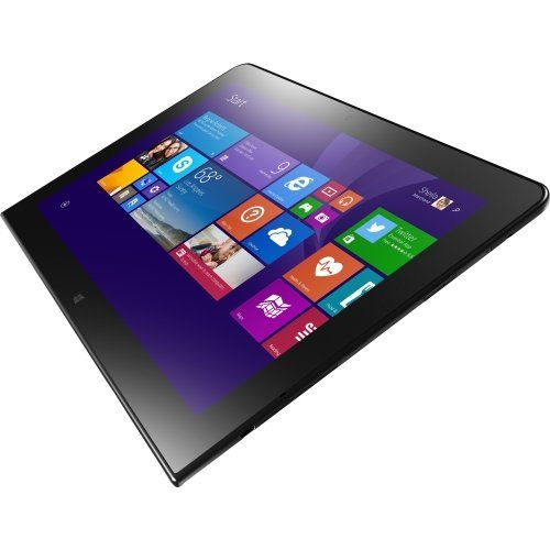 """Lenovo Group Limited – Lenovo Thinkpad Tablet 10 20C1s00s00 64 Gb Net-Tablet Pc – 10.1″ – In-Plane Switching (Ips) Technology – Wireless Lan – Intel Atom Z3795 1.59 Ghz – Graphite Black – 2 Gb Ram – Windows 8.1 Pro 32-Bit – Slate – 1920 X 1200 Multi-Touch Screen Display (Led Backlight) """"Product Category: Computer Systems/Tablets"""