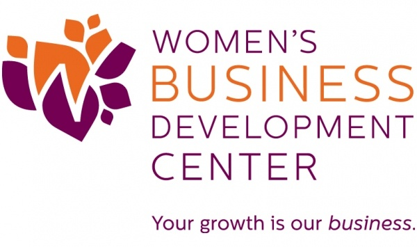 """Your Growth is Our Business"". I love this tag line for WBDC. The logo is amazing. Done by Viva USA Inc. It is a W (for Women) with flowers and leaves representing Growth."