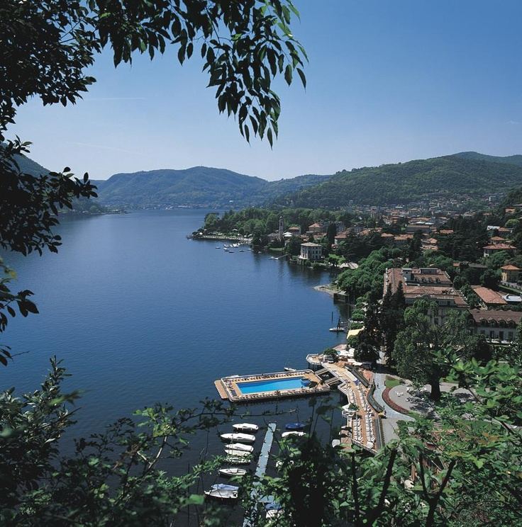 33 best images about lago di como italia on pinterest for Hotel villa d este como