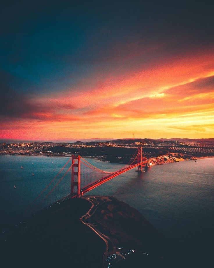 Golden Gate Bridge San Francisco California Sunset Picture: Best 25+ Golden Gate Bridge Ideas Only On Pinterest