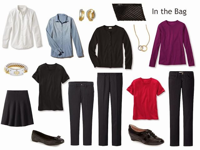 """The Vivienne Files: How to Pack Light: The """"Whatever's Clean"""" 13"""