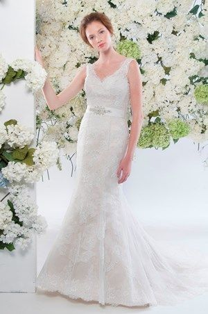 JAI Bridal Spring 2014 Collection, Style 9208 #BestForBride
