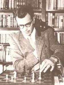 Godfried Bomans schaker