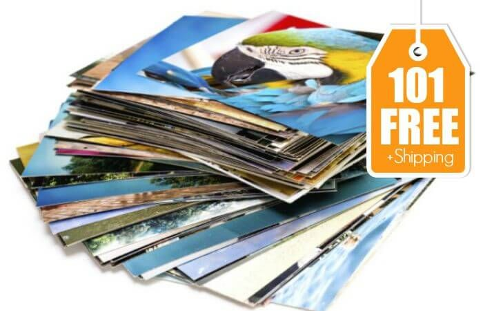 101 FREE Photo Prints from Shutterfly + Shipping