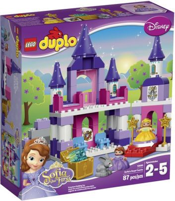 Alternative view 1 of 10595 DUPLO Sofia the First Royal Castle