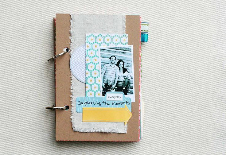 The Creative Place: New in Shop: Everyday Journals and Embellishment Packs
