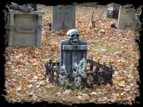 100s of photos for halloween lawn decorating ideas - Cheap Halloween Yard Decorations