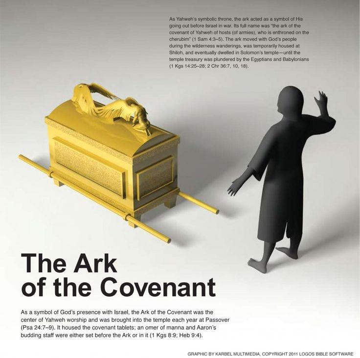 What Is the Ark of the Covenant? - JW.ORG