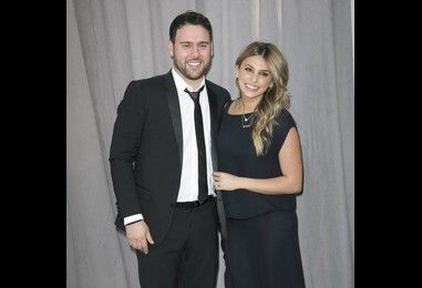 Scooter Braun is a dad again
