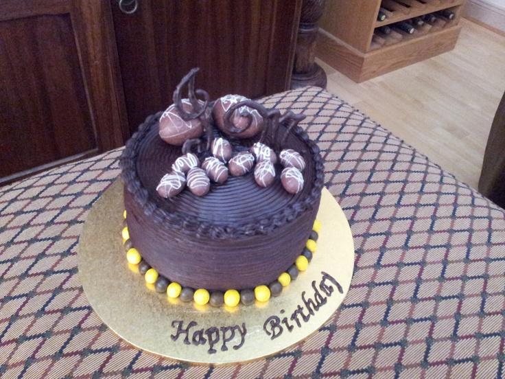 Eater Brithday Cake