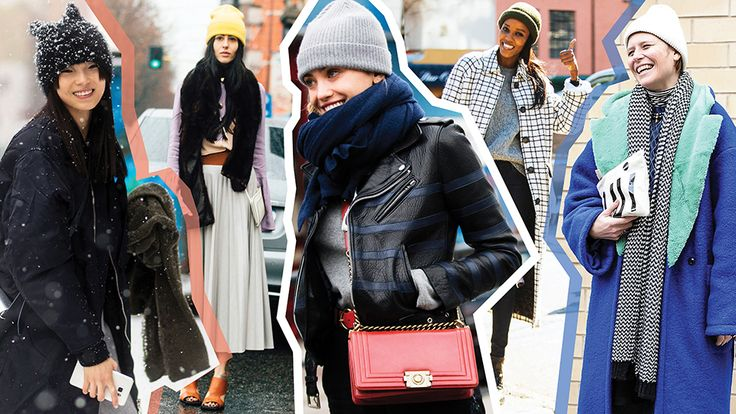 The Street Style Guide to WearingBeanies | StyleCaster