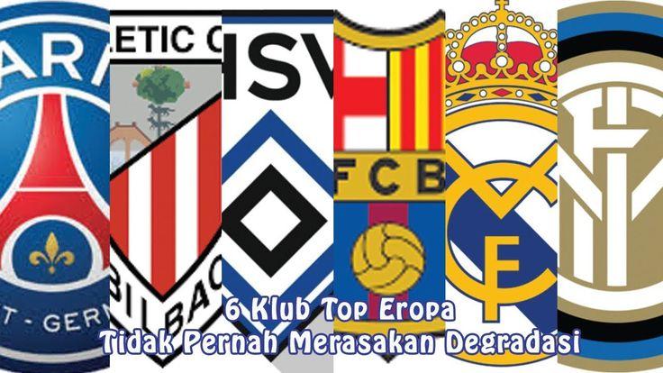 6 Klub Top Eropa yang Tidak Pernah Merasakan Degradasi
